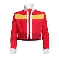 Куртка для Voltron Легендарный защитник Кит Косплей Костюм
