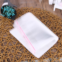 Big sizes Plastic Bags  Clear Transparent Self Adhesive Seal...