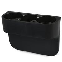 Portatile multifunzione Car Auto Cup Holder Veicolo Sedile Cell Phone Drinks Holder Glove Box Car Interior Organizer