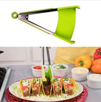 Clever Spatula Tong 2- in- 1 Kitchen Spatula Tongs Non- stick &...