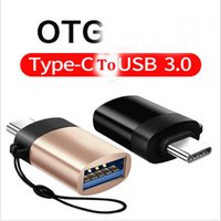 otg adapter usb 3. 0 to type c aluminium alloy shell multi co...