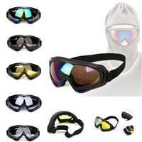 Motorcycle Goggles Cycling Windproof Dustproof Outdoor ski S...
