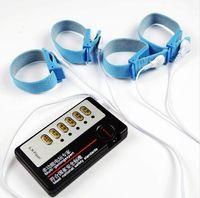 새로운 남성 남근 증량제 확대 전기 충격 성 세트 전기 자극 수탉 반지 의학 성 장난감