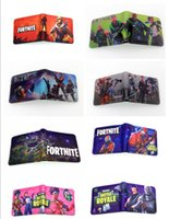 fortnite purses Hot Game FORTNITE Cosplay Wallet With Card H...