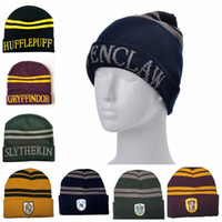 Harry Potter Knit Hat winter knitted Cap Cosplay Costume Hal...