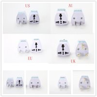 Universal Power Adapter Travel Wand Adapter AU US EU UK Stecker Ladegerät Adapter Konverter 3 Pin AC Power für Australien Neuseeland
