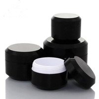 5g 10g 15g 30g Plastic Pot Jars Empty Cosmetic Container wit...