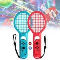 1 Pair Nintend Switch Joy- con ABS Tennis Racket Handle Holde...
