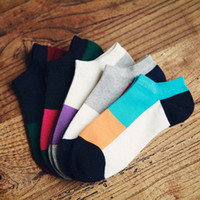 High Quality Brand Polo Men Socks Male Casual Colorful Strip...