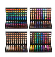 1 Set / Lotto 120 palette di colori dell'ombretto Flash nella terra Smokey Eye make-up nuda di Make Up Kit di cosmetici professionale Stage ultra brillante