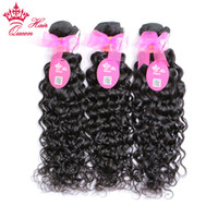 Brazilian Hair Mixed size 3pcs lot 100% Brazilian Virgin Hum...
