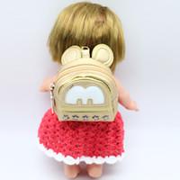1pcs BJD / SD boneca Salon boneca acessórios Mini mochila cessórios Dollhouse decoração