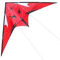 Outdoor Fun Sports NEW 48 Inch Dual Line Stunt Kites   RED K...
