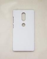 Pour Lenovo K6 Note / K8 Note / K8 Plus / K8 / A8 Lecture / S8 Lecture / A1010 / Phabe2 Plus Sublimation 3D Téléphone Mobile Brillant Mat Cas Chaleur presse à chaud Couverture