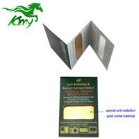 Adesivo di protezione dalle radiazioni scalare per il risparmio energetico del cellulare