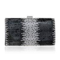 New Arrival Diamonds Women Evening Bags Chain Shoulder Messe...