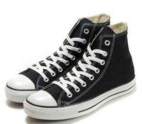 2018 Novas 15 cores Tudo tamanho 35-46 Sapatos de lona unisex Low-top Sapatos de esporte alto Classic Tênis Sapatilhas Sapatilhas Zapatillas Deportivas Flats