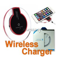 High Quality Fantasy Qi Wireless Chargers For iPhone X iPhon...