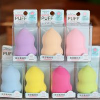 Wet and dry hyacinth puff drops makeup sponge makeup tool ho...