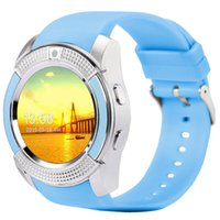 V8 Smart Watch Spor Clock With Sim TF Card Slot Bluetooth su...
