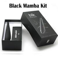Orijinal Siyah Mamba Kiti Kuru Herb Buharlaştırıcı Pen E Sigara 1600mAh Dahili Batarya 3 1 Kitler