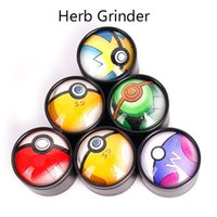 New Colorful 30 MM In Lega di Zinco Mini Herb Grinder Spice Miller Crusher Di Alta Qualità Bel Colore Design Unico Più Forte Magnetico
