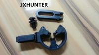 1 pk Nuevo Pincel Flecha Resto Tiro con arco Compuesto de caza Arco Flecha Resto RH y LH Uso