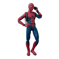 Spiderman Action Figures Cartoons PVC Collectable Model Aven...