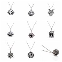 Magic Locket Essential Oil perfume Diffuser Pendant Charms N...