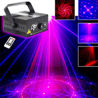 Mini 3 Len 18 RB Red Blue Patterns Projector Stage Equipment...