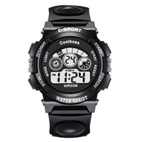 Männer Sportuhren Military Watch Fashion Armbanduhren Dive Herren Sport LED Digitaluhren Wasserdicht Relogio Masculino