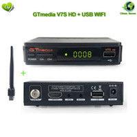 Satellite TV Receiver Gtmedia V7S HD Receptor with usb wifi ...
