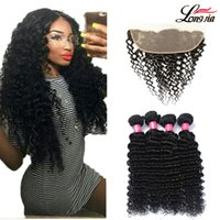 Charmingqueen hair Ear To Ear Lace Frontal Closure With Bund...
