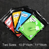 Colorful Zipper Packing Bag Plastic Package Pouch Box For Ca...