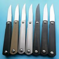 Zebra 9Cr8Mov клинка Электрокардиограмма ЭКГ ZDP189 Складной нож Кемпинг выживания Охота Карманные тактические ножи Военные EDC Инструменты Adru