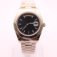 Classic men' s 2836 automatic movement sports watch 18K ...