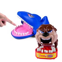 Hot Sale Classic Biting Hand Toy Novelty Mouth Tooth Alligat...
