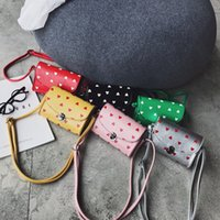 2018 new sweet children diagonal bag girl princess shoulder ...