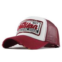 الصيف قبعة بيسبول التطريز شبكة كاب القبعات للرجال النساء snapback gorras القبعات عارضة الهيب هوب قبعات أبي casquette f140
