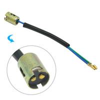 2шт автомобиль S25 1157 BA15D тормозной сигнал поворота светодиодная лампа розетка с проводом 1157 держатель лампы разъем # 5735