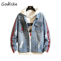 GODLIKE 2018 men' s spring and autumn new fashion busine...