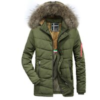 2018 New Parkas Mens Winter Jackets Coats Thicken Warm jacke...