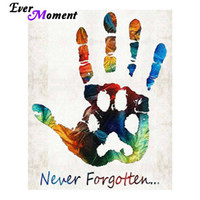 Ever Moment Diamond Painting Never Forgotten Dog DIY 5D Embr...