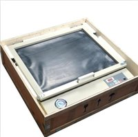 سريع السفينة جديد وحدة التعرض للأشعة فوق البنفسجية لسطح المكتب الساخنة احباط الطباعة PCB مع شاشة فراغ