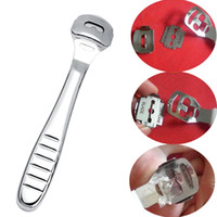 Professional Stainless Steel Foot Callus Hard Skin Remover C...