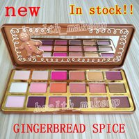 makeup palette Gingerbread Spice eye shadow palette 18 color...