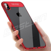 Luxury Plating Case For Apple iPhone X 10 Ultra Thin Electro...