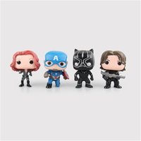 Funko POP Captain America 3 Civil War Civil War Winter Soldi...