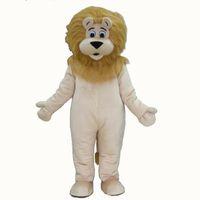 Ücretsiz kargo! Deluxe EVA Başkanı aslan maskot Kostüm aslan maskot aslan Kostüm, Resimdeki ile aynı! kask fanı ile