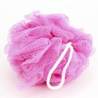Luffa Bad Ball Mesh Sponge Milchdusche Zubehör Nylon-Mesh-Bürsten-Dusche Kugel 5g Soft Body Reinigung Kult Pinsel